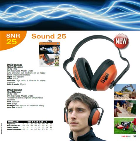 Más información: Auriculares Sound 25