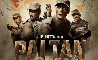 Paltan 2018 Bollywood Movie Quiz challenge The Brain !