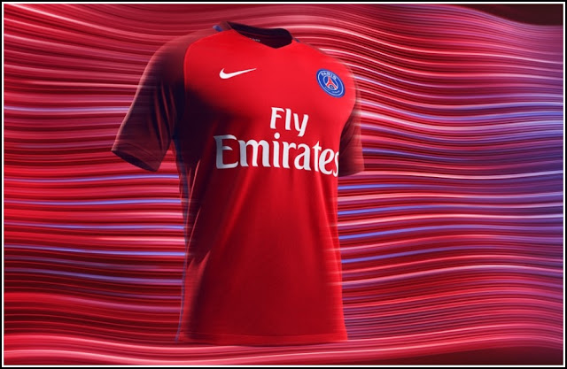 Jersey PSG Away Official 2016-2017 Grade Ori Top Quality