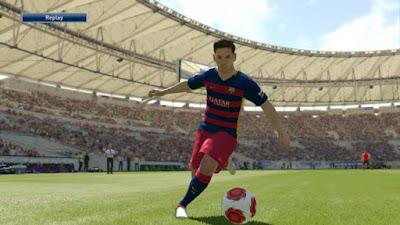 PES 2016, Messi