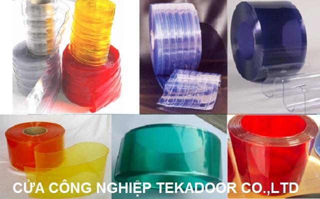 cuộn màn nhựa pvc tiêu chuẩn