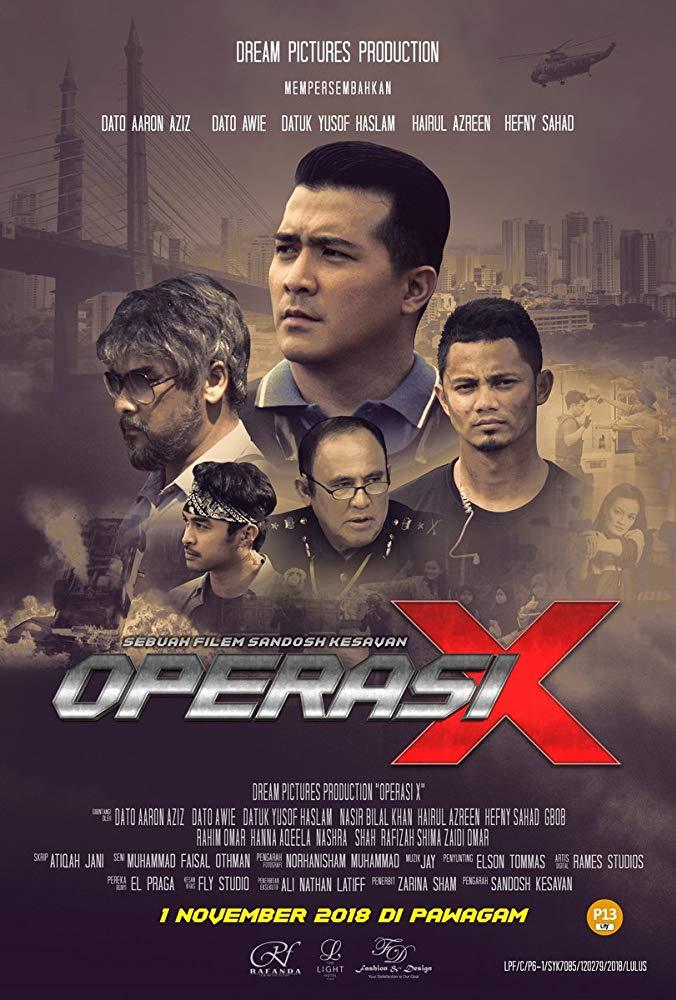 Review Filem Operasi X