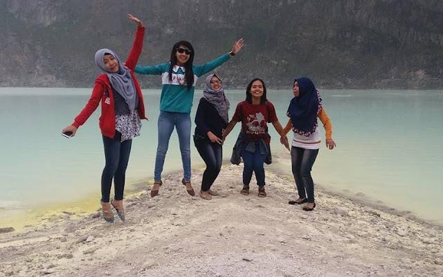 Harga Tiket Masuk Kawah Putih Di Ciwidey Bandung