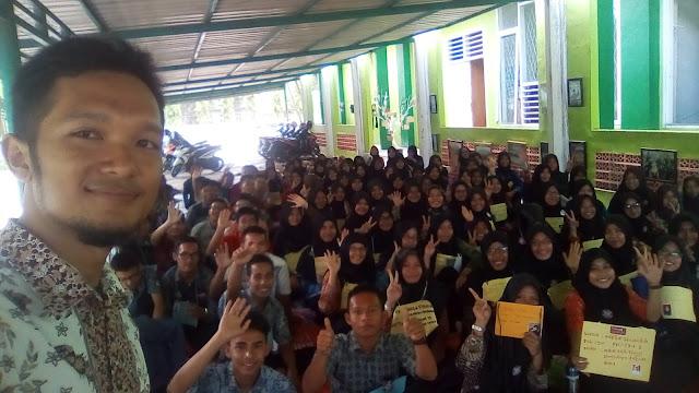 Guru Blogger Medan