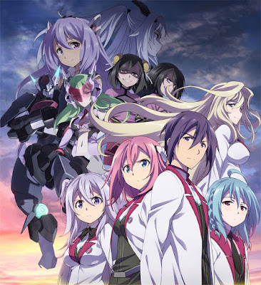 Download Gakusen Toshi Asterisk Season 2 Subtitle Indonesia