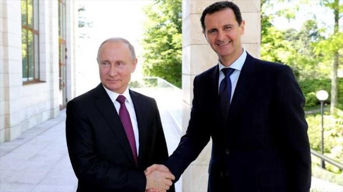 Rusia y Siria eliminan el dólar del comercio bilateral.