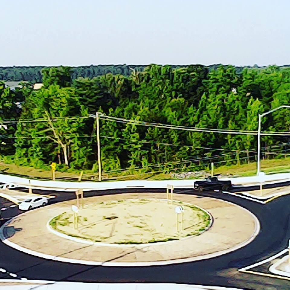 sha roundabout traffic design guideline