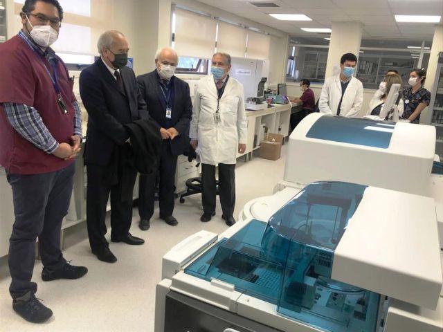 Osorno: Centro municipal pionero en detectar anticuerpos de COVID-19 a través de examen de sangre