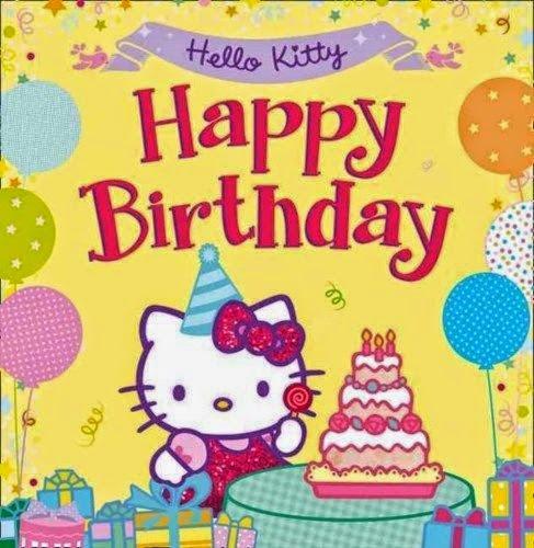 Nayu's Reading Corner: Hello Kitty: Happy Birthday