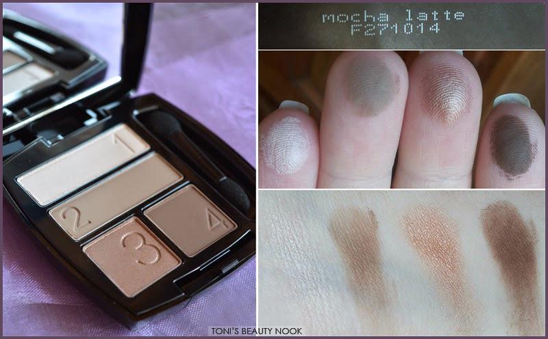 avon mocha latte eyeshadow palette