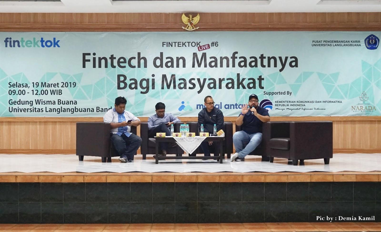 Mengenal Fintech dan Manfaatnya Bagi Masyarakat