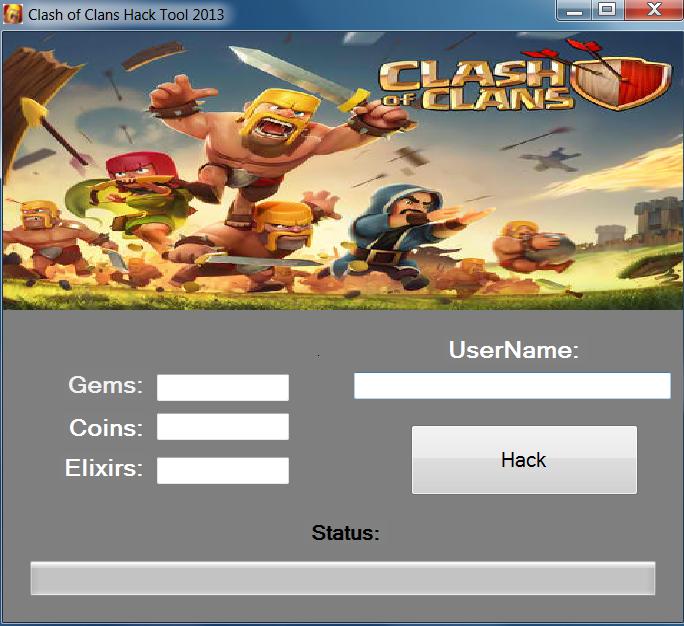 Clash Of Clans Hack Tool Generator