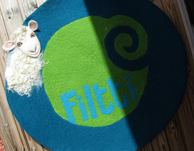 käsityönäyttely Filtti-käsityöläisyhdistys