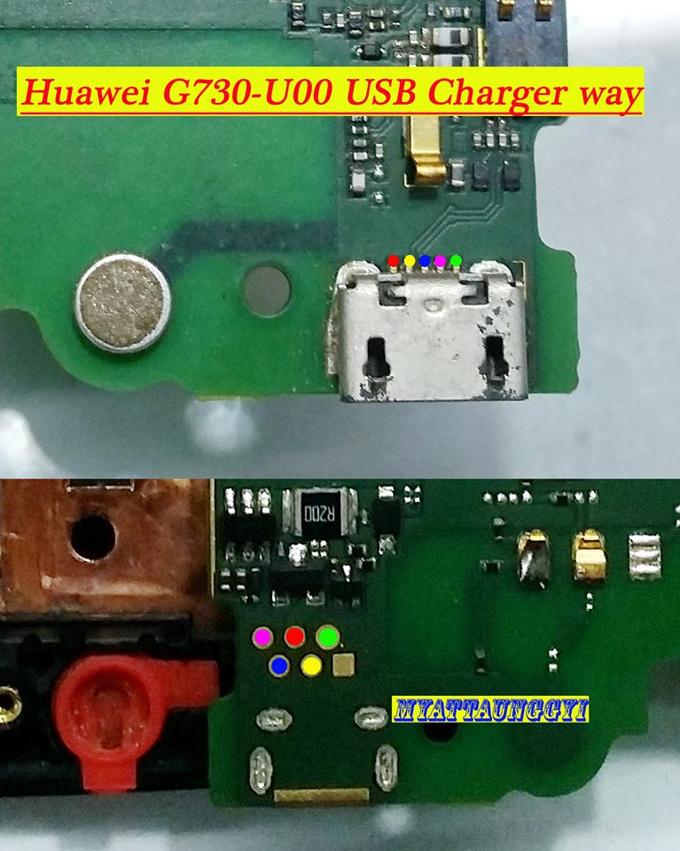 Huawei G730U00 Jumper Way