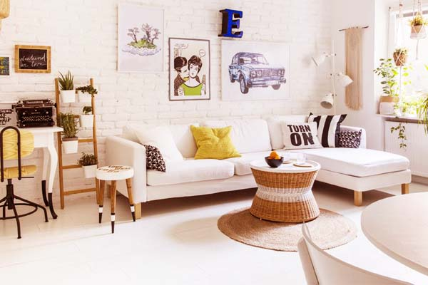 Tiny Living Room Design Rules You Must Follow