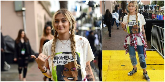 Paris Jackson Crowned 'Worst Dressed' At MTV Movie & TV Awards (Photos)