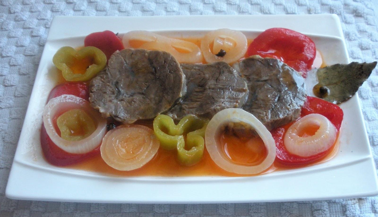 Aqu se cocina ternera en escabeche bocadillo de ternera for Cocinar ternera