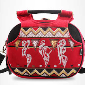 Tas MSB Makara Stylish Pure Red