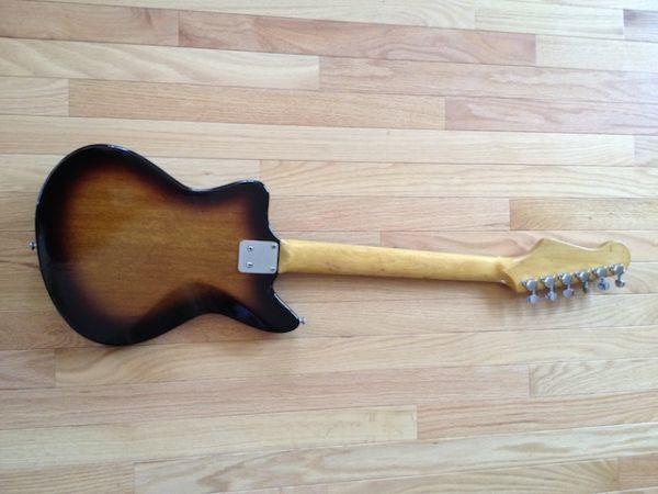 Craigslist Vintage Guitar Hunt: 1960's Ibanez/Guyatone early