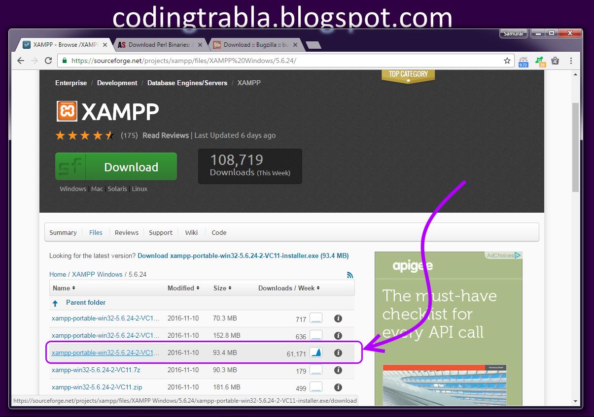 codingtrabla: Install BugZilla 5 0 3 on Windows 7 x64