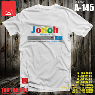 Pencarian Jodoh | Kaos Muslim
