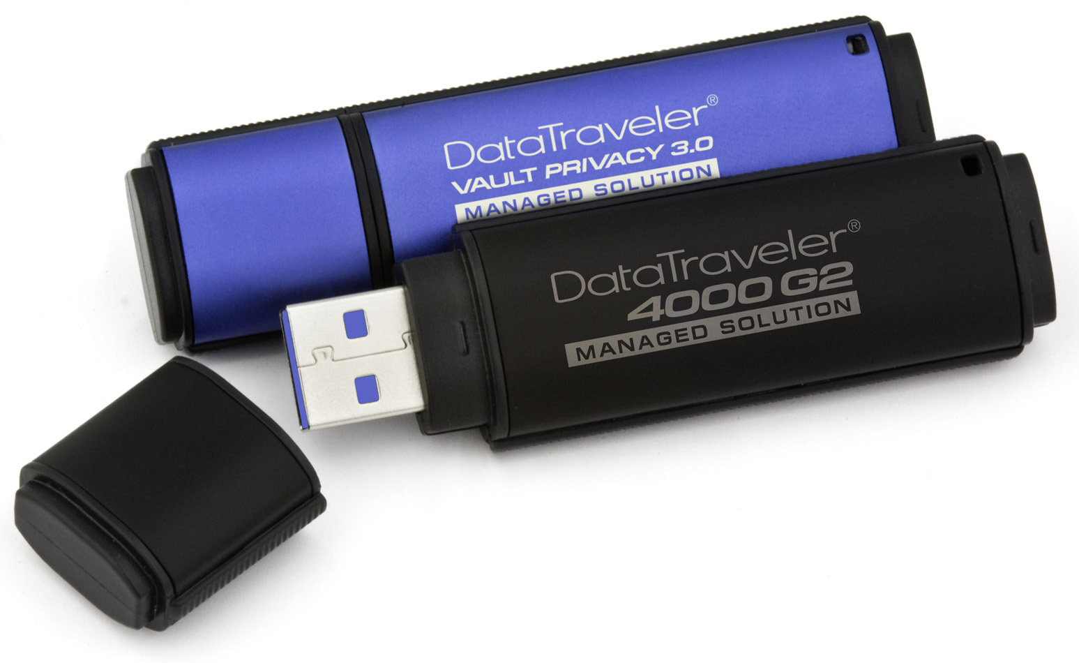 Kingston ardware-Encrypted USB Flash Drives