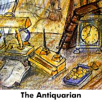 http://karuminaillustration.blogspot.com.es/2015/09/the-antiquarian-art-gallery.html