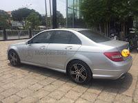 Mercedes C200 Edition 2013 đã qua sử dụng màu Bạc
