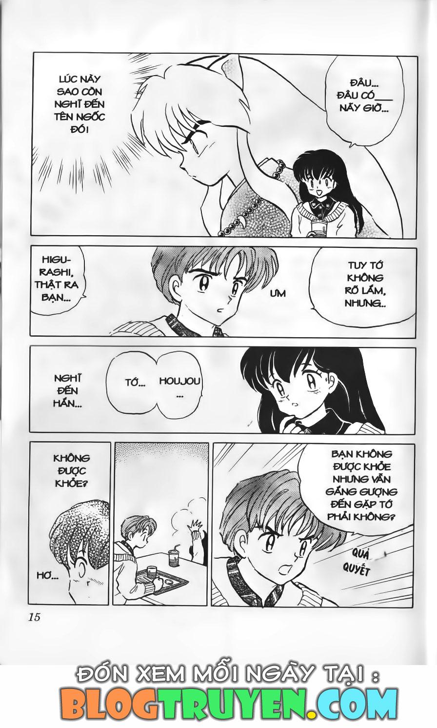 Inuyasha vol 08.1 trang 14