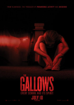 The Gallows 2015 BluRay Hindi 720p Dual Audio 800MB