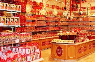 конфеты моцарт марципаном
