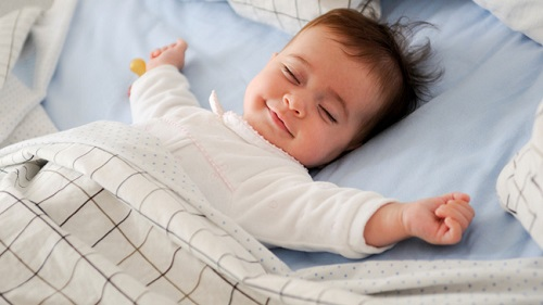 Most Recommended Sleeping Position for Your Baby