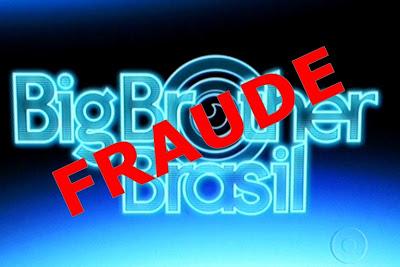 Resultado de imagem para bbb fraude