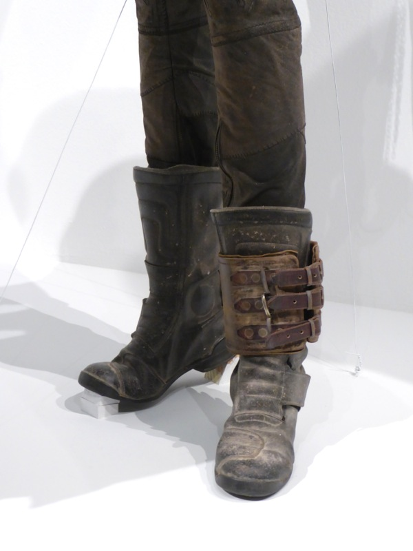 Furiosa Mad Max Fury Road costume boots