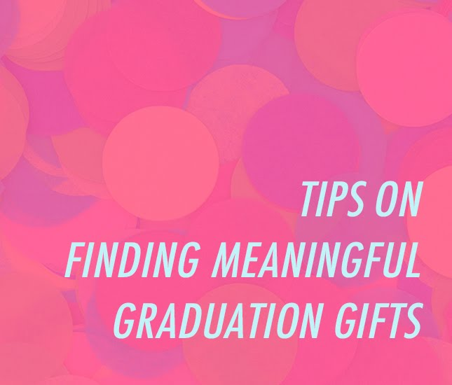 guide to monogrammed graduation gifts