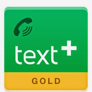 Text Plus Gold 5.4 for Android
