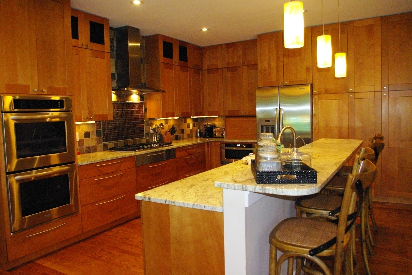 Our life at 31 derful my 2008 dream kitchen that i still for Our life in the kitchen