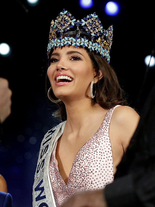Miss World Of 2016 – Stephanie Del Valle
