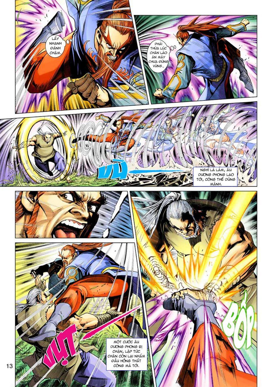Anh Hùng Xạ Điêu anh hùng xạ đêu chap 45 trang 13