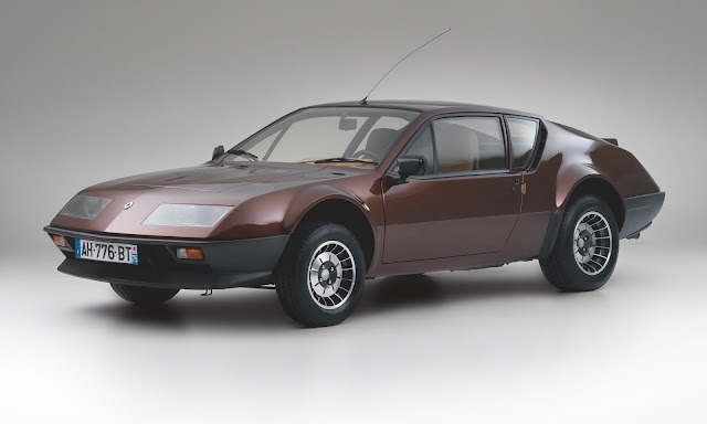 1983 Alpine A310 for sale at ART & REVS for EUR 85,000 - #Alpine #for_sale #classic_car #renault