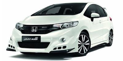 Edisi Terbatas Honda Luncurkan Jazz Mugen dan BR-V, Masing - masing 300 Unit Saja