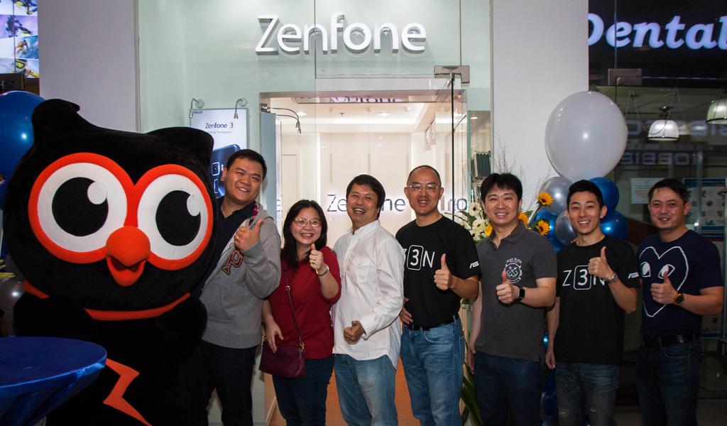 ASUS Zenfone Concept Store