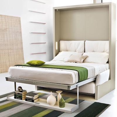 الكنبة السرير, كنبة قابلة للطي, سرير قابل للطي
