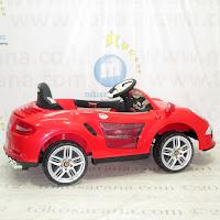 Mobil Mainan Aki Pliko PK1818N Porsche