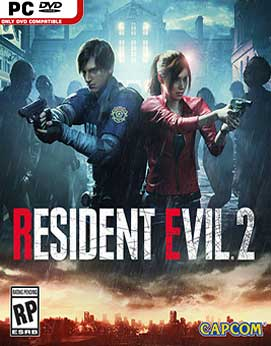 Resident Evil 2 Jogos Torrent Download capa