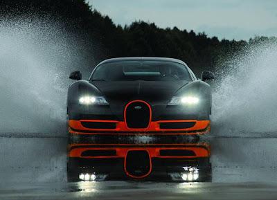 Bugatti Veyron Super Sports