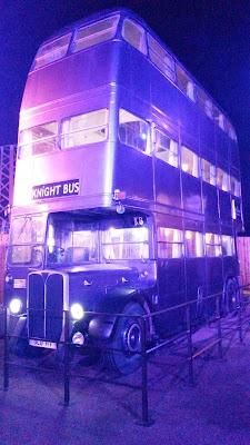 Autobús Noctámbulo, Harry Potter y el Prisionero de Azkabán