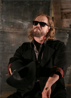 John Lundgren (Der Wanderer) - Wagner: Siegfried - Bayreuth Festival (©Bayreuther Festspiele / Jorg Schutze)