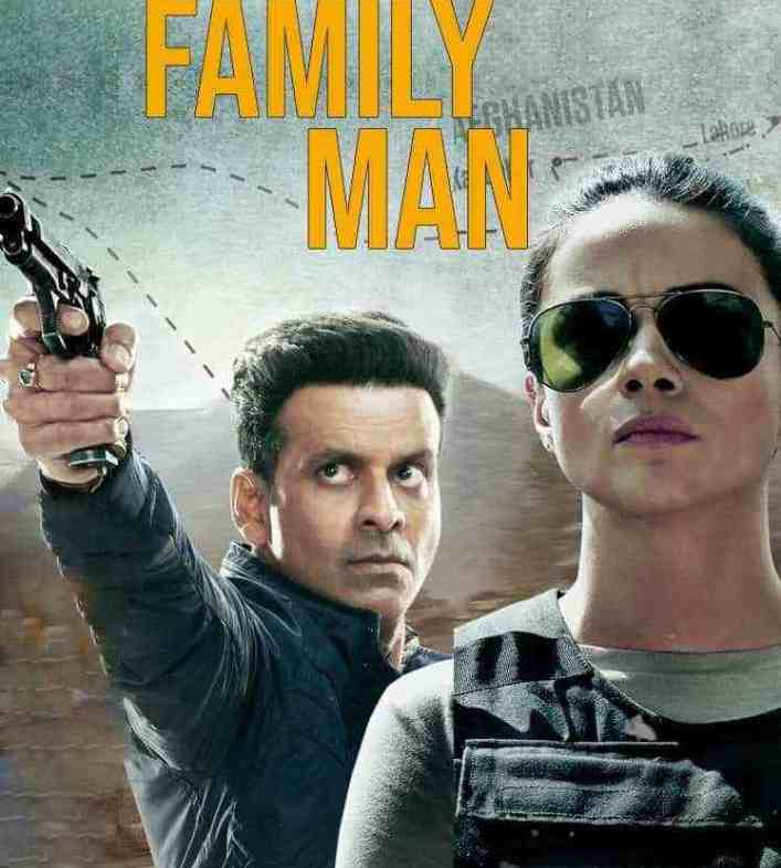 The Family Man S01 (2019) Hindi EP06-10 Complete Web Series 720p HDRip 1.7GB