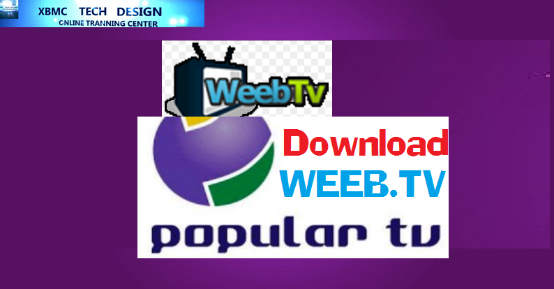 Download New Weeb.Tv Addon IPTV for Live TV
